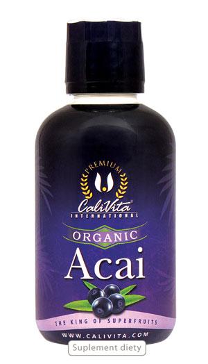 Organic Acai - poznaj moc brazylijskiego owocu